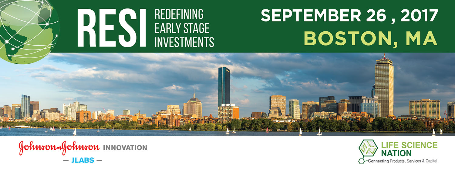 Resi Conference Early Stage Investors Matched With