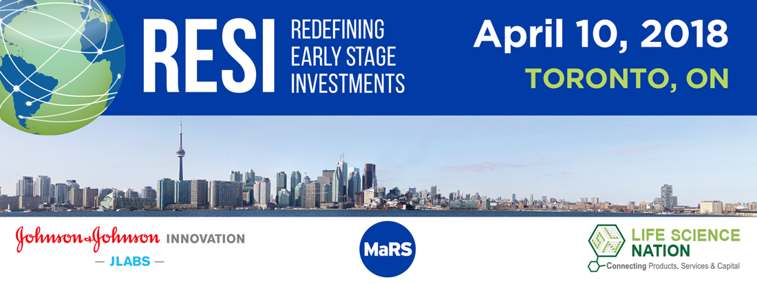 Resi conference early stage investors matched with for Resi cost