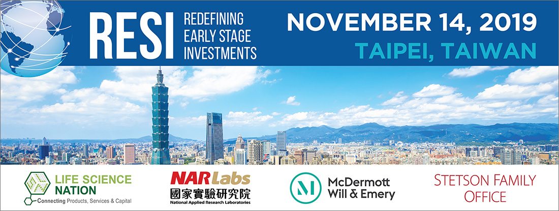 RESI Taipei 2019 Registration – RESI Conference