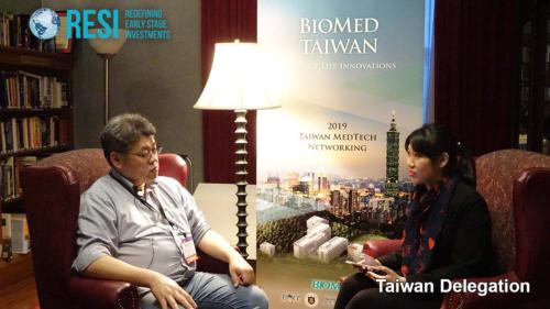 RESI JPM 2019 Taiwan Delegation Photos